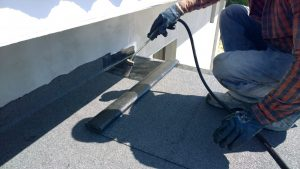 Flat Roof Replacement services in Virginia